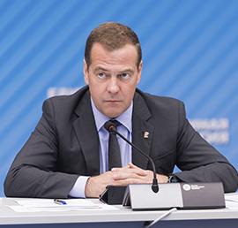 Председатель «Единой России» поздравил новый состав Правительства с началом работы